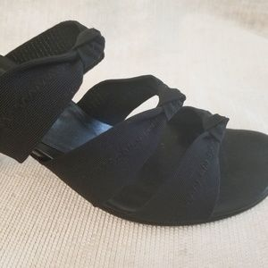 Donald J. Pliner Shoes - Donald J.Pliner Mesh/Patent Heel